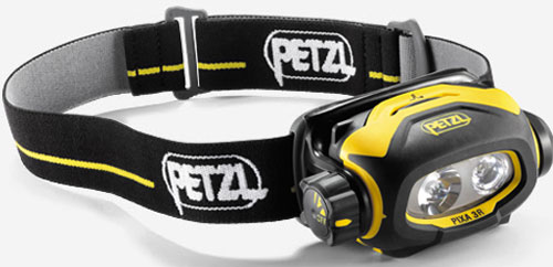 Petzl Pixa LED Construction Headlamp