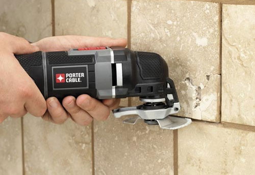 New Porter Cable 3 0a Corded Oscillating Multi Tool