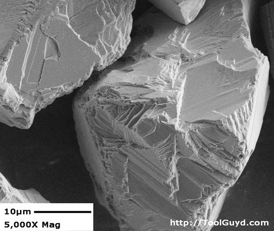 Economy Diamond Particles 5000x