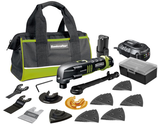 Rockwell Cordless Sonicrafter Universal Fit