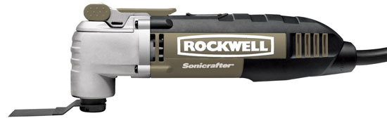 Rockwell Sonicrafter Hyperlock and Universal Fit Oscillating Tools