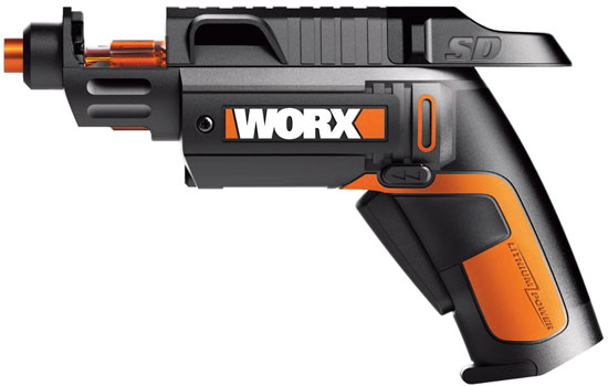 Worx Semi Automatic Screwdriver