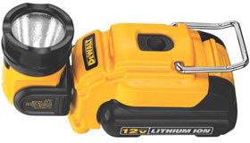 Best LED Flashlights Dewalt 12V Max