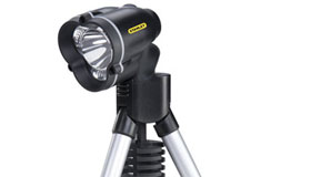 Best LED Flashlights Stanley Tripod