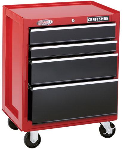 Craftsman Ball Bearing Storage Combo Sale Red Amp Black