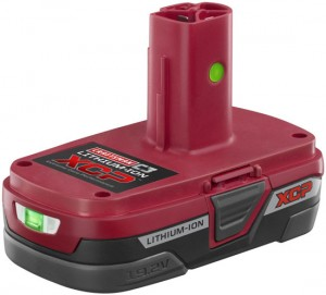 New Craftsman C3 19.2V XCP Lithium-ion Battery Platform