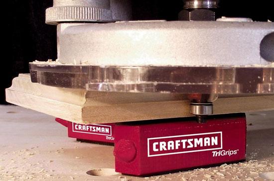 New Craftsman Trigrips Work Supports Aka Triangular Bench Cookies