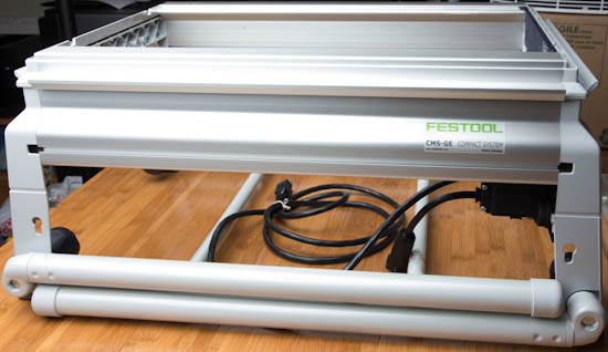 Festool cms router table first impressions review festool cms router table folded greentooth Choice Image