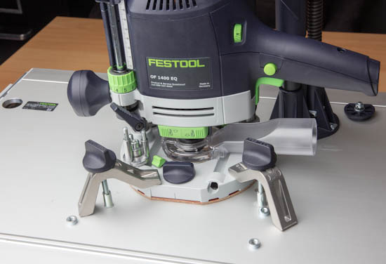 Festool cms router table first impressions review festool cms router table router mount greentooth Gallery