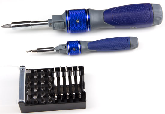 Deal: Kobalt Double Drive Screwdriver Set for $10