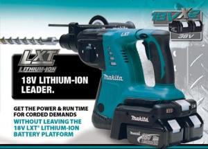 Makita's New Adapter Lets You Power 36V Cordless Tools with 18V Battery Packs