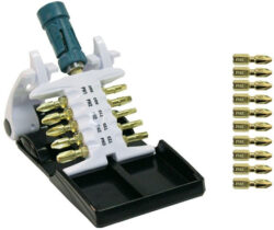 Makita Gold Impact Bit Set