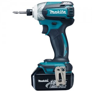 New Makita LXDT06 Brushless Impact Driver with Automatic Speed Downshifter