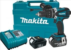 New Makita LXPH03 Premium Hammer Drill Driver