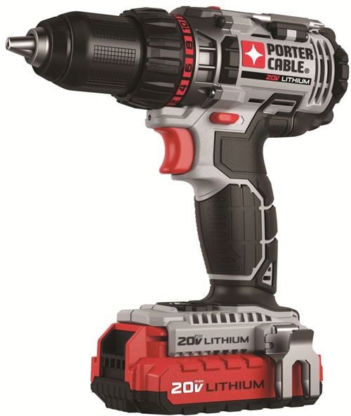 New Porter Cable Brushless Drill is Imminent?