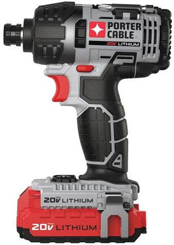 Porter cable unveils new 12v compact cordless power tools.