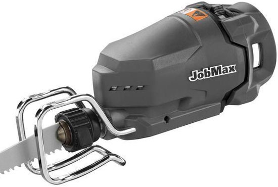 New Ridgid JobMax 18V Cordless Base and Reciprocating Saw Attachment