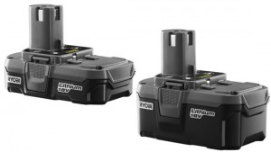 "New Ryobi 18V One+ Lithium-Ion Batteries at ""Ni-Cd Prices"" and Premium Packs"
