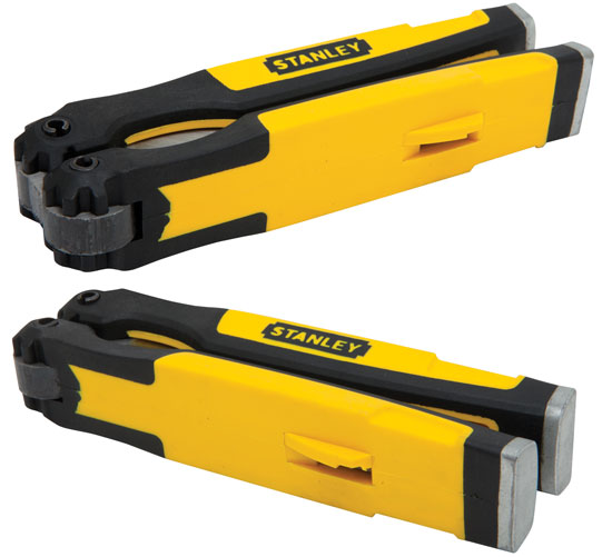 Stanley FatMax Pocket Chisel Closed