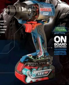 Bosch CORE Brushless Impactor
