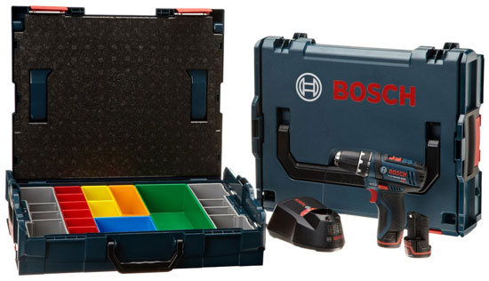 Bosch PS31 L-Boxx Combo