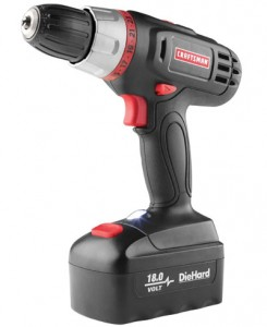 Black Friday Weekend Deals: 18V Cordless Drill/Drivers for $40