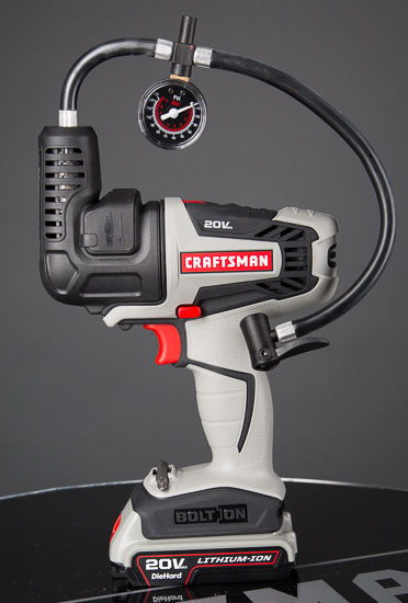 Craftsman Bolt-On Inflator