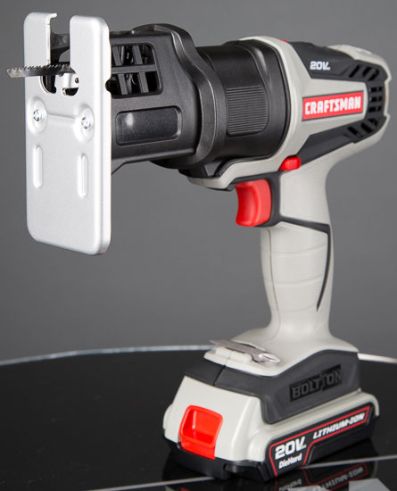 Craftsman Bolt On Review