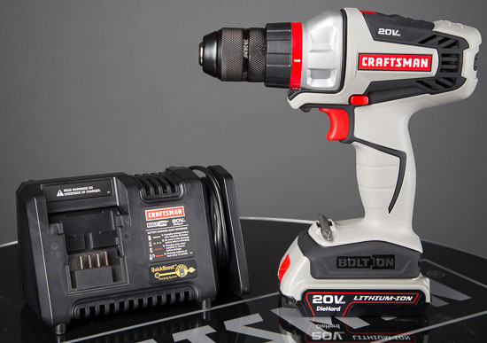 Craftsman Bolt-On Starter Kit