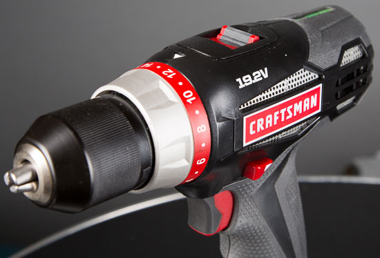 Craftsman XCP Heavy Duty Drill Driver