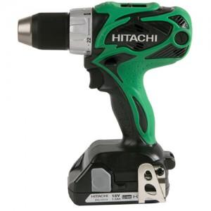 Hitachi 18V Li-Ion Drill Driver