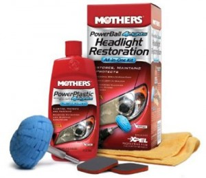 Prep Your Older Car for Winter With a Headlight Lens Restoration Kit