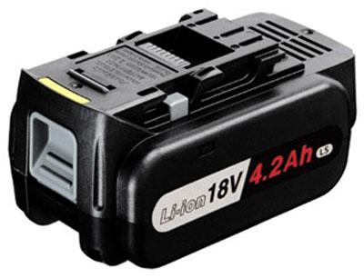 Panasonic 18V 4.2Ah Batteries
