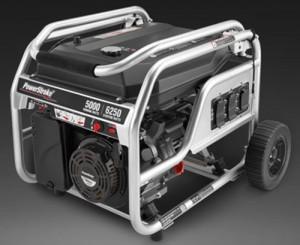 PowerStroke 5000W Portable Generator