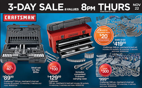 craftsman com coupon code mega deals and coupons