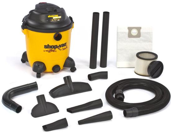 Daily Deal: Shop Vac 12-Gallon Wet/Dry Vacuum