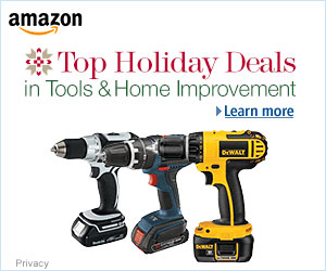 Amazon Tools Home Improvement Deals 2012