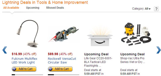 Amazon Tools Lightning Deals 12 12 12 1 Pictures