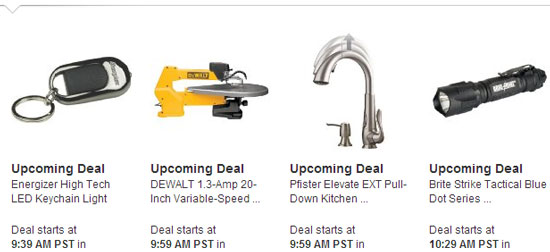 Amazon Tools Lightning Deals 12-12-12 6