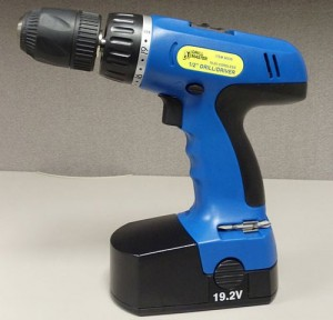 Harbor Freight Cordless Drill Recalled Because of Fire and Burn Hazard