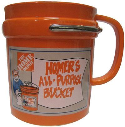 Home Depot Homer Mug