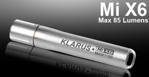 Klarus Mi X6 LED Flashlight