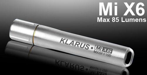 Klarus MiX6 LED Flashlight