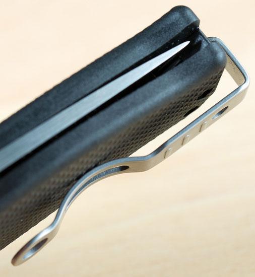 Sog Flash II Knife Pocket Clip