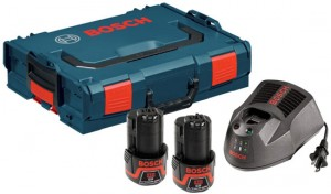 Bosch 12V Starter Kit with L-Boxx