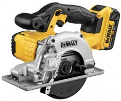 Dewalt 20V Metal-Cutting Saw Kit Now Comes with Two XR 4.0Ah Battery Packs