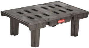 Rubbermaid Dunnage Rack Review