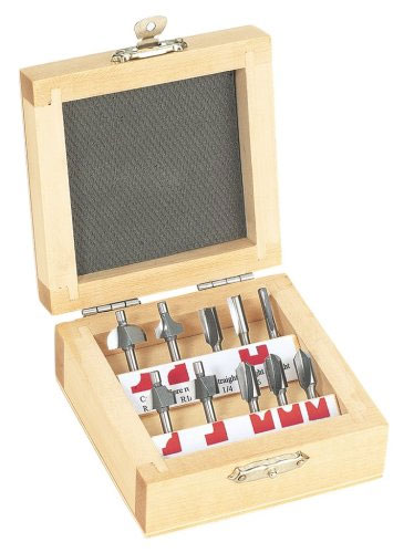 Where to Find Mini (1/8″ Shank) Router Bits