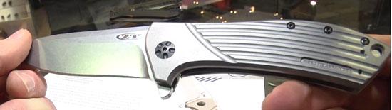 Zero Tolerance 0801 Folding Knife