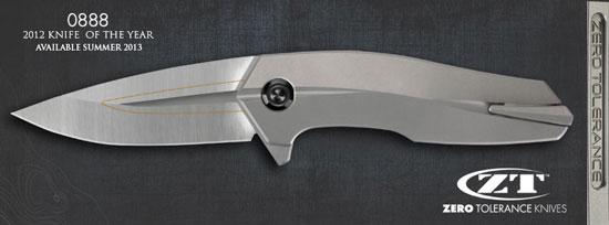 Zero Tolerance 0888 Folding Knife